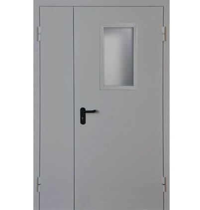 kupit dver-tehnicheskaja-metallicheskaja-dvu